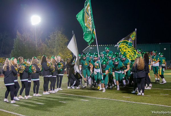 West Linn Varsity vs. Tigard November 17, 2017