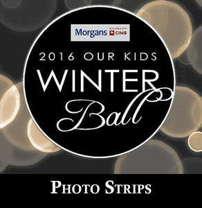 2016 Our Kids Winter ball Photo strips