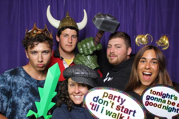 Camp Alonim Staff Banquet 2017