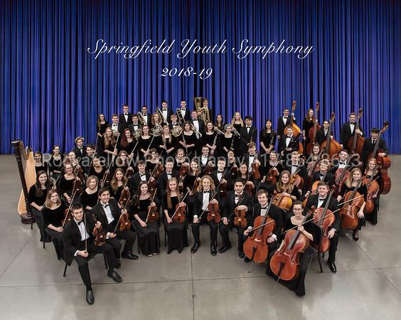 Springfield Youth Symphony 2019