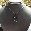 1.80ctw Antique Diamond and Sapphire Negligee Pendant 20