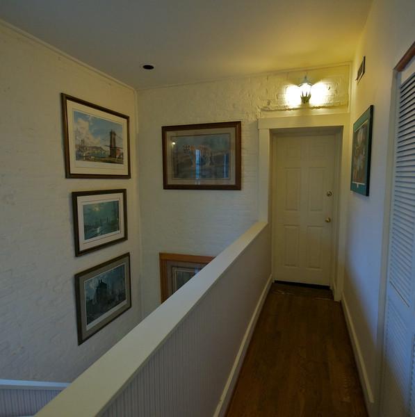 Amos Shinkle's townhouse - carriage house