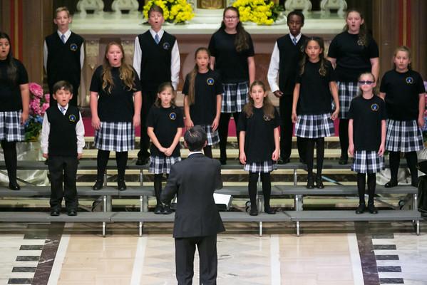 18. Riverside Christian School Cougar Club Choir
