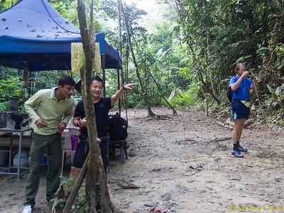 Apek Hill (Maliau training)