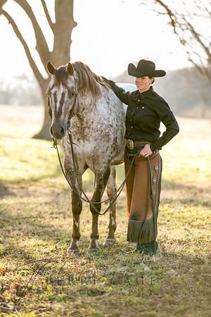 Steve Cruse Show Horses