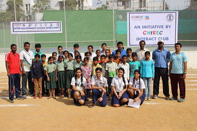 Inter Govt. School Sports Meet