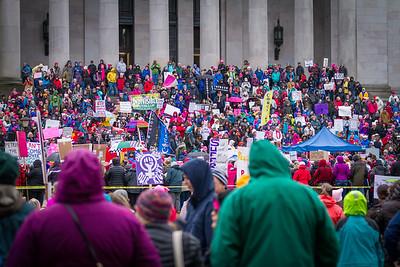 Women's March 2.0 Olympia, WA