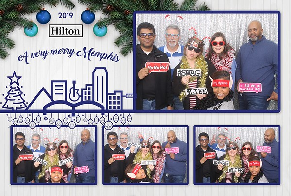Hilton Holiday Luncheon 12.12.19