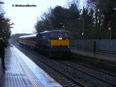 Mark 3 Transfer Portlaoise, 21-10-2014