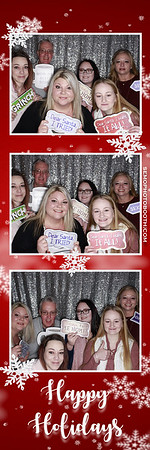 McDonald's Christmas Party 12/02/2019