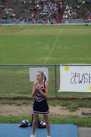 JV Cheerleading:  Oneonta vs Susan Moore
