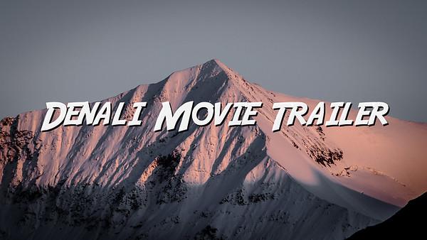 Denali National Park Trailer