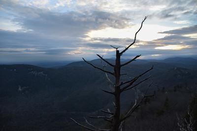 North Carolina Hiking Trip