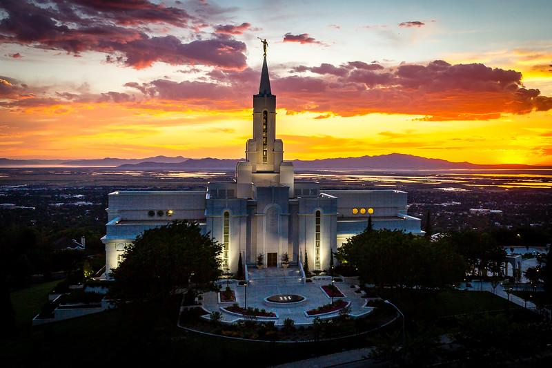 Bountiful Temple - July 2019