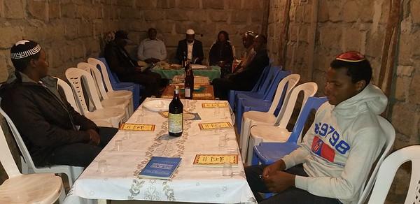 Passover, 2019 -- Kenya