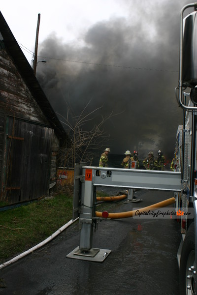 3/15/10 - Middle Paxton Township - Speece Ln