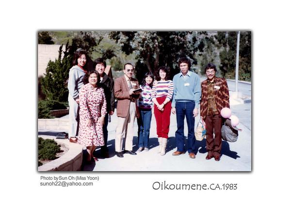 California Retreat-1980