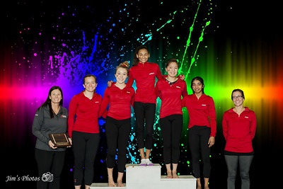 HS Sports - Gymnastics - Mt Horeb Invite [d] Awards - January 07, 2017