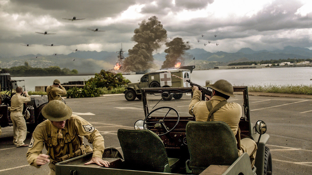 . When McGarrett prevents the murder of a Pearl Harbor veteran at a remembrance ceremony, Five-0 must use decades old evidence to investigate a heinous crime committed within the internment camps on Oahu during World War II, on HAWAII FIVE-0, Friday, Dec 13 (9:00-10:00 PM, ET/PT) on the CBS Television Network.  (Photo by Norman Shapiro/CBS Broadcasting)