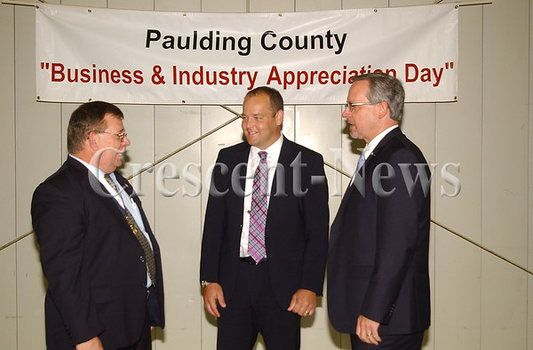 09-25-14 NEWS Paulding Co. Economic Development Banquet