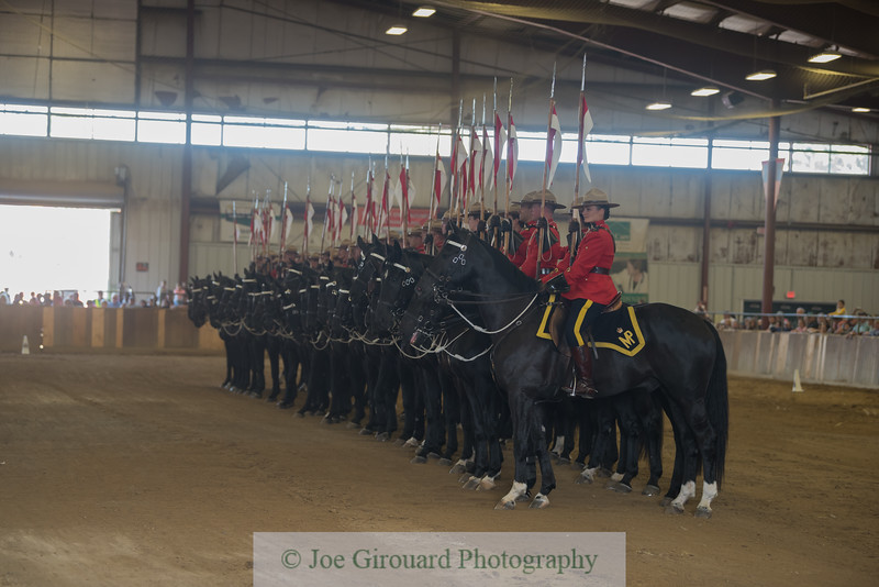 Royal Canadian Mounted Police Musical Ride