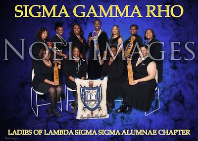 2014 Sigma Gamma Rho - Final