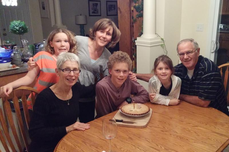 Happy 13th Birthday Gav
