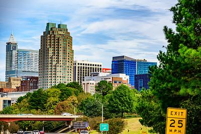 Raleigh-Skyline-Pano
