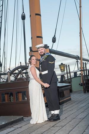 Kat & John Wedding Previews 031216