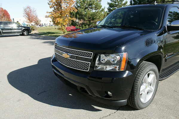 07 Chevy Tahoe