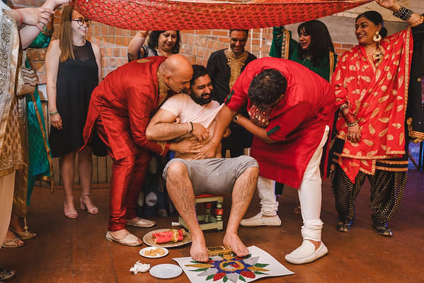 20190419 Jaskirat's Maiyan Ceremony