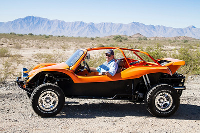 Jim's 2013 Meyers Manx