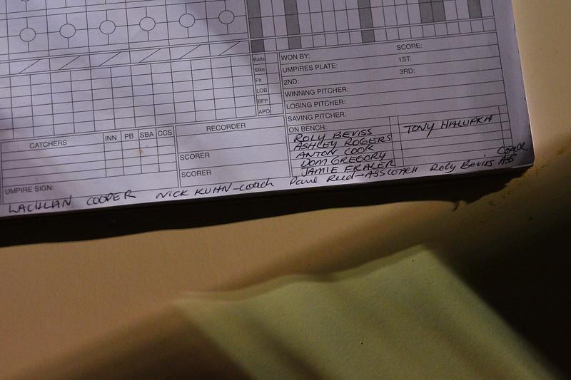 "GRAND FINAL ""A"" Grade Berri v Renmark (Berri won 5-4)"