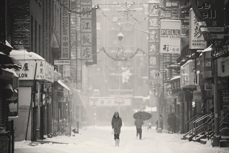 Winter NYC 2016