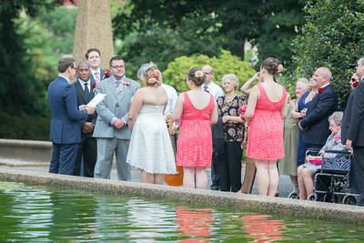 02 Ceremony @ Meridian Hill Park