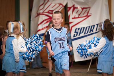 Upward Basketball - Feb 25, 2012