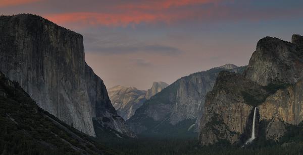 San Fran, Yosemite, Sequoia, Vegas