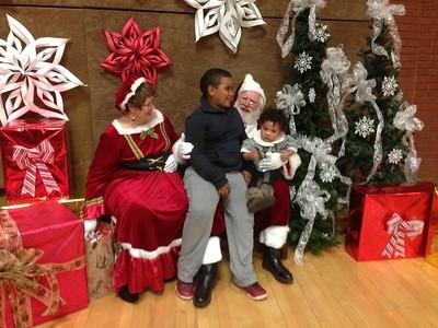 Ward Christmas Party 2015