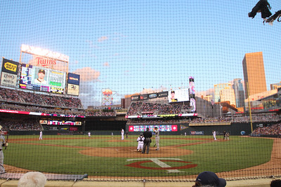 2015 Twins-Pirates Game