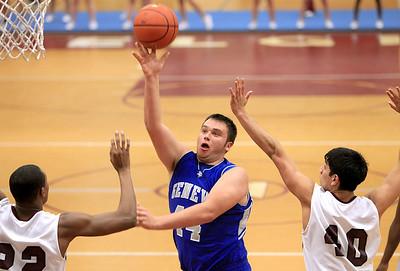 GEN Boys Basketball vs. Elgin