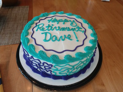 Dave's Retirement