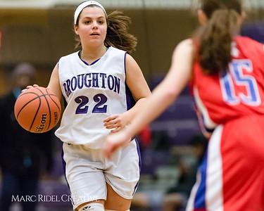 Broughton vs Sanderson | Girl's JV