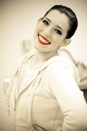 Dancemakers Backstage 2011