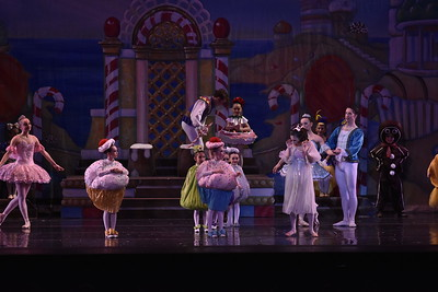 Ballet Theatre of Ohio Performance 12-2-2019 Tele Album One