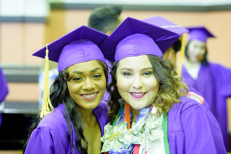 City Arts & Tech Graduation - June '17