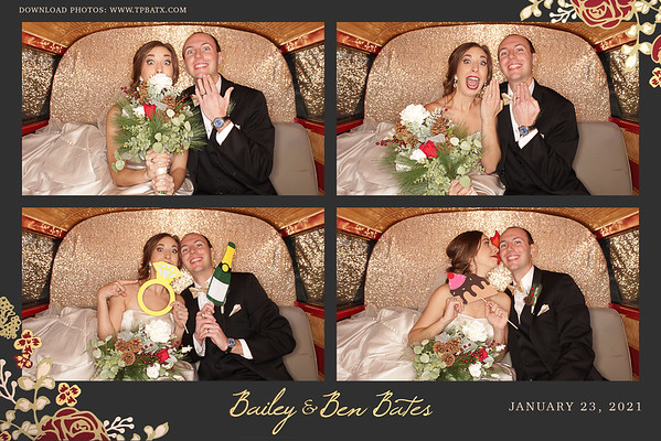 01-23-21 Bailey & Ben's Wedding