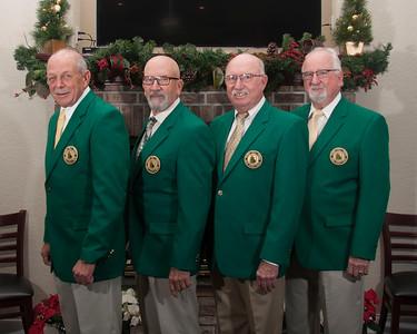 2015 Green Jacket Champions