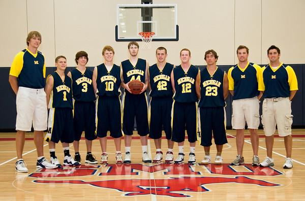 Wolverines team photos 2008