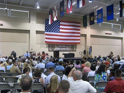 Graham's OCS Graduation