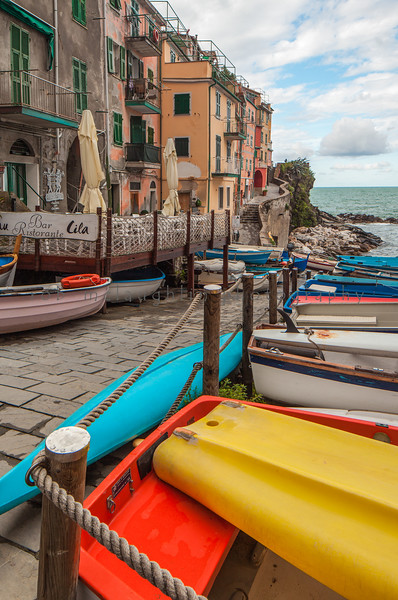 Riomaggiore , Cinque Terre , Liguria